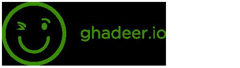 Ghadeer Rahhal's Blog